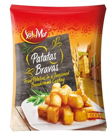 Lidl Patatas Bravas €1.29