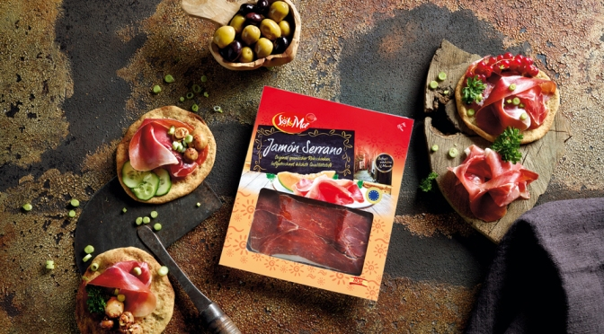 Lidl's latest offering: An Iberian Feast with their Sol&Mar range