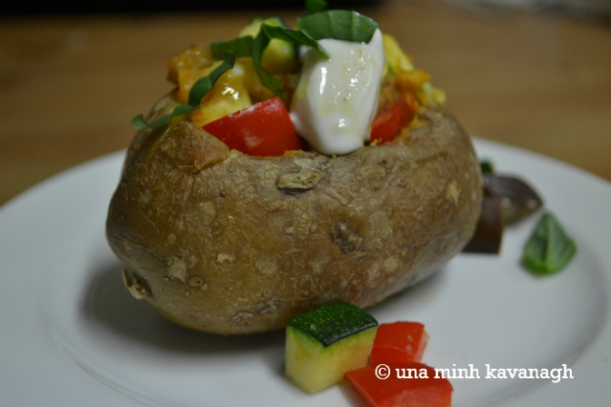 Recipe: delicious stuffed rooster potatoes