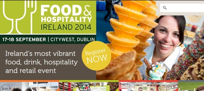 Dublin's Food and Hospitality event aims to help businesses maximise profit