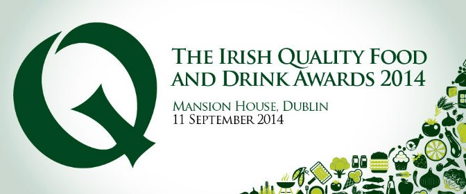 Shortlist for the Irish Quality Food and Drink Awards announced