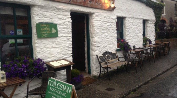 Review: Generous portions and curious food at Castlegregory's Milesian Restaurant
