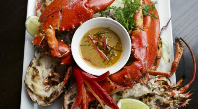 Saba's Lobsterfest is returning this September