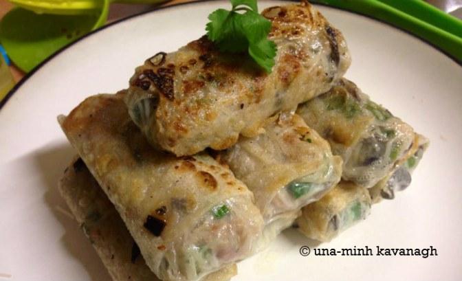 Recipe: Homemade Vietnamese spring rolls
