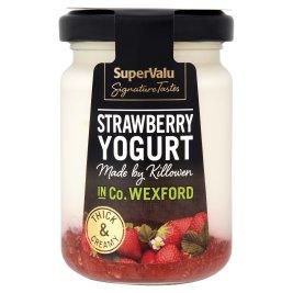 SuperValu_Signature_Tastes_Strawberry_Yogurt_150g