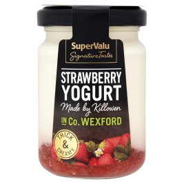 SuperValu_Signature_Tastes_Strawberry_Yogurt_150g