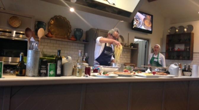 Ballymaloe Day 3: The need to knead!
