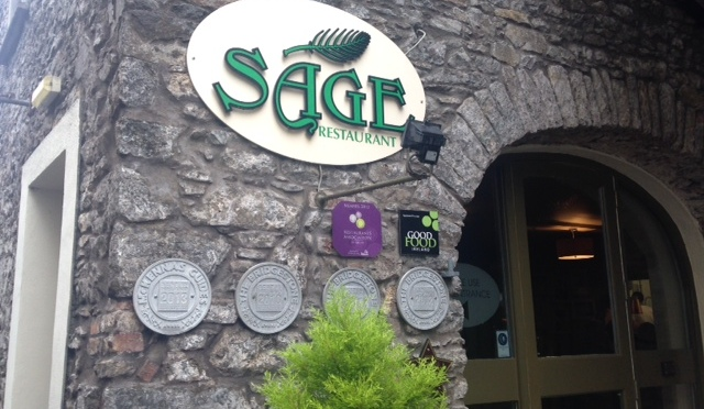 Review: Pride in local food from Sage Restaurant in Midleton