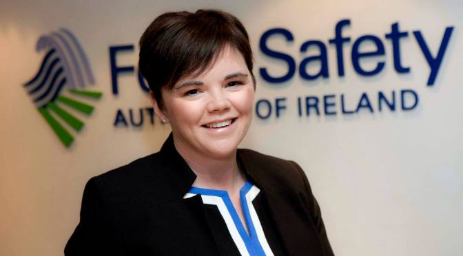 FSAI announces Dr Pamela Byrne as new Chief Executive