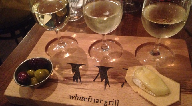 200 Words: Whitefriar Grill