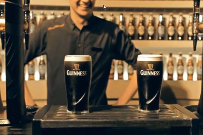 Word of Mouth: Something amiss at the Guinness Storehouse
