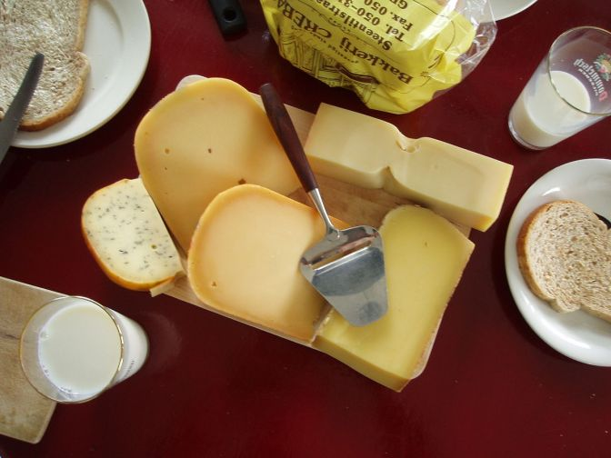 Question of the Week: Who produces the best Irish cheese?