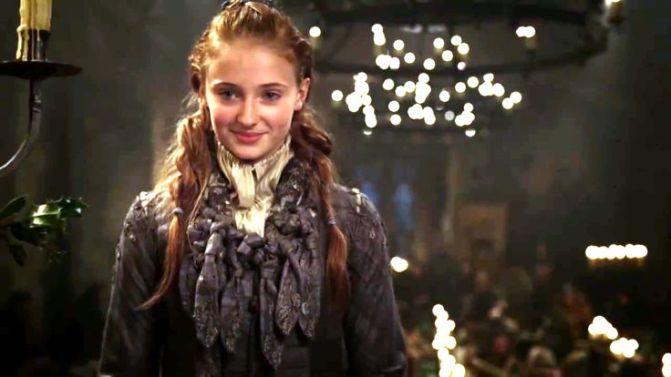 Sansa Stark's Lemon Cakes