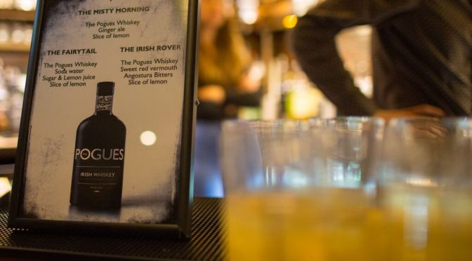 West Cork Distillers launches Irish whiskey in conjunction with The Pogues