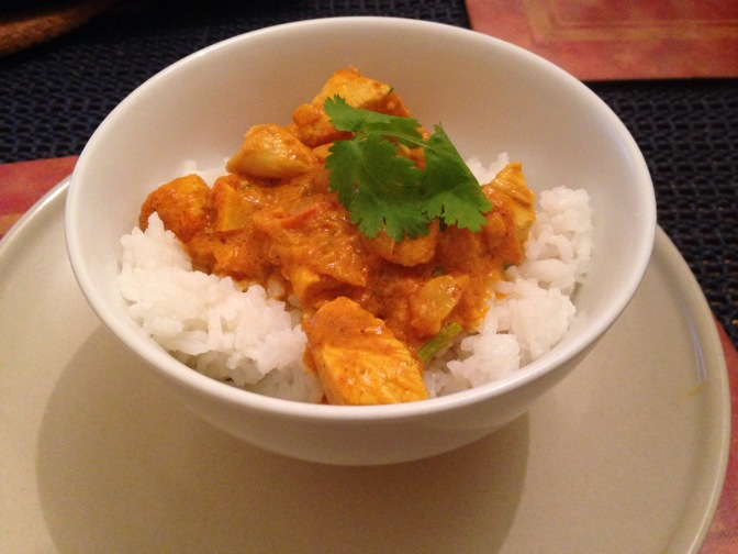Recipe: Fragrant Buttered Chicken Masala