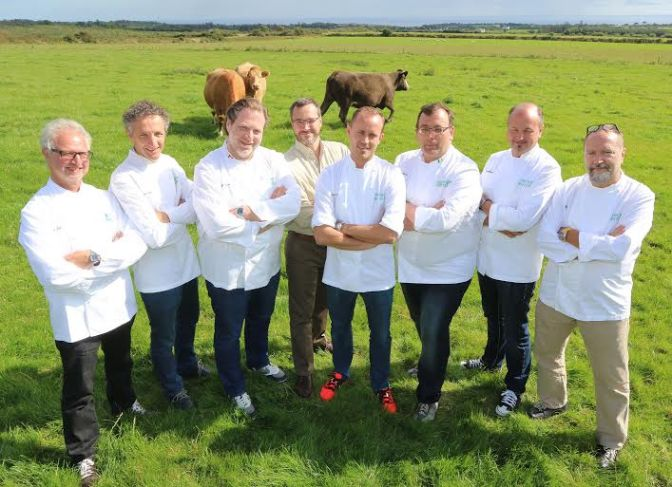 Swiss Chefs Savour Irish Beef on Trip to Ireland