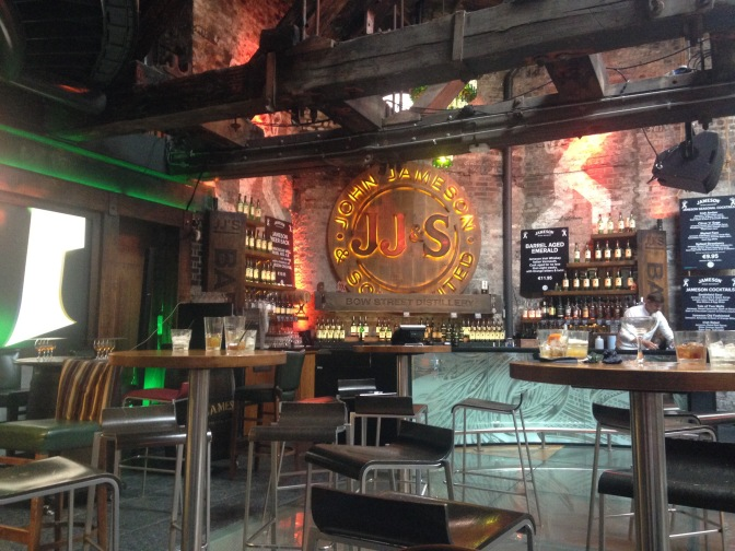 Word of Mouth: Good value but nothing new at the Old Jameson Distillery